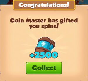 coin mater free 2500 spin